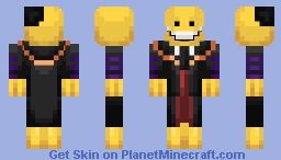 ☻✡Koro Sensei✡☻ Minecraft Skin