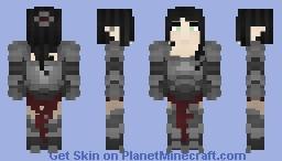 Wretched Battlemage - LotC Minecraft Skin