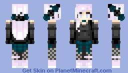 ☆ | foiled Minecraft Skin