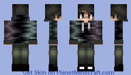 All out of time cards Minecraft Skin