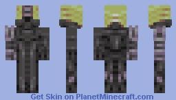 Dawnspear Minecraft Skin