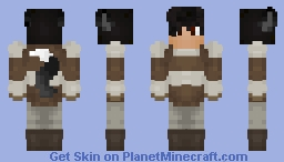 Javier - Winter Clothing Minecraft