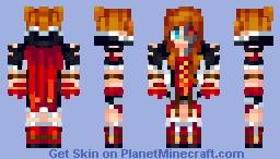 death dealer Minecraft Skin