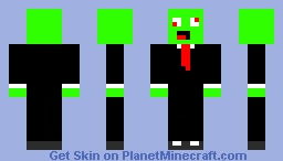 EvilMC {SHOU} (His Old Skin) Minecraft Skin