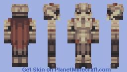 Legate Lanius - Fallout: New Vegas Minecraft Skin