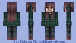 I Want To Make a Joke About Sodium, But Na Minecraft Skin