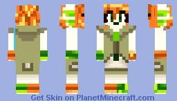 Milla Basset Minecraft Skin