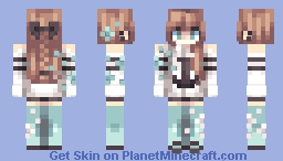 ultraviolet - contest skin Minecraft