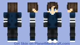 Back From Vacation Minecraft Skin