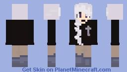 A Dead Skintrade | Livvu Minecraft Skin