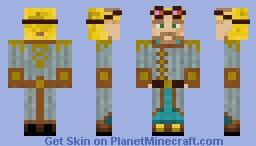 SkyLord Dimstarr Minecraft Skin