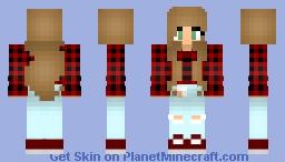 Testing Minecraft Skin