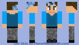 Panem Capitol Male Minecraft Skin