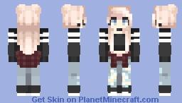 *:・゚✧ Tumblr ✧・゚*:* Minecraft Skin