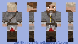 Scottish Scotlander Minecraft Skin