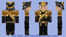 The True or False Priest (You decide) Minecraft Skin