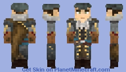 GreedFall-Shot (Requested by JaffaCaky) Minecraft Skin