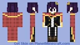 Yato Dreams Version Minecraft Skin - Skin para minecraft de yato