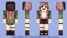 yep Minecraft Skin