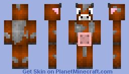 Minecraft Cow Skin