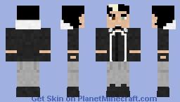 Robbie reyes (ghost rider) Minecraft Skin