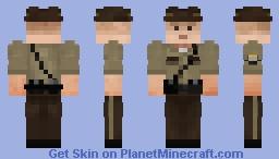 County Sheriff's Deputy Minecraft Skin