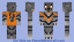 Werewolf Minecraft Skin