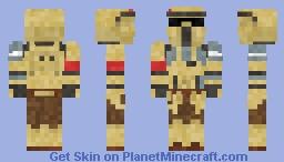 Scarif Storm Trooper (ShoreTrooper) STAR WARS ROGUE ONE Minecraft Skin
