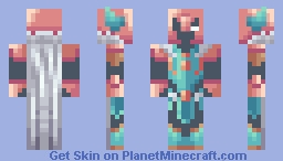 DRIFTERS - The Guardian Minecraft Skin