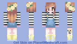 gαy - sunflower disappointment - st Minecraft Skin