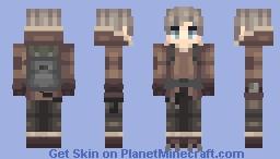 Frostpunk Minecraft Skin