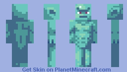 Celestial Goblin? Minecraft Skin