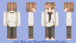 NotPro Minecraft Skin