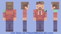 Youtubers - Sean McLoughlin (Jacksepticeye) Minecraft Skin
