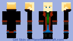 John Kramer/Jigsaw - Saw Series {Fyre_inthe_SKY's Request} ~Ὠκεαν~ Minecraft Skin