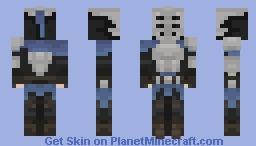 Khun, The Agile - A Knight Minecraft Skin