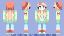🐞Lilly🐞 Popreel! Minecraft Skin