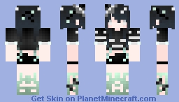 Minecraft Girl | Wither