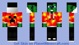PrestonPlayz (Cactus Skin)