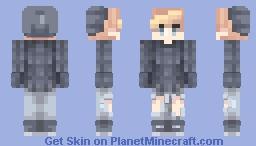 Moon Bounce Minecraft Skin