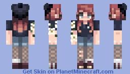 destinations Minecraft Skin