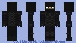 Ninja Battle Armor Minecraft Skin