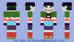 Batman Killing Joke Joker Minecraft Skin