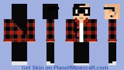 Best Skrillex Minecraft Skins Planet Minecraft - Skins para minecraft pe de skrillex
