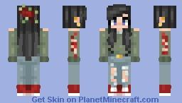 iii. humble Minecraft Skin