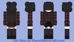 ♦ ℬ𝓵𝓲𝓷𝓭𝒇𝓸𝓵𝓭𝒆𝓭 ♦ ~ Cheri Minecraft Skin