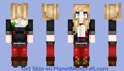 Ann Takamaki - Persona 5 Minecraft