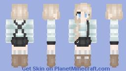 Dazed Minecraft Skin
