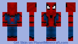 Spider-man - MCU Minecraft