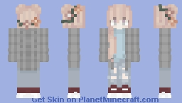 ♚ Ϻγ Skįŋ! ♚ Minecraft Skin